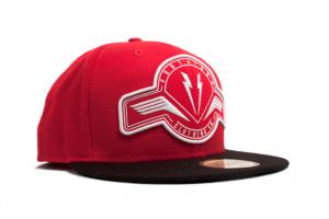 Emblem Snapback Red/Black