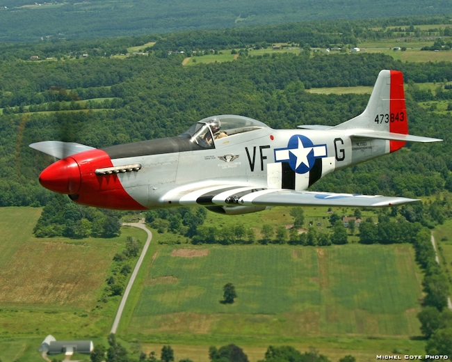 N.A.-P-51D-Mustang-Red-Nose